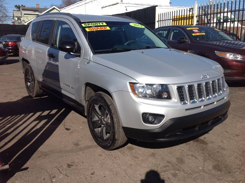 2014 Jeep Compass car for sale in Detroit