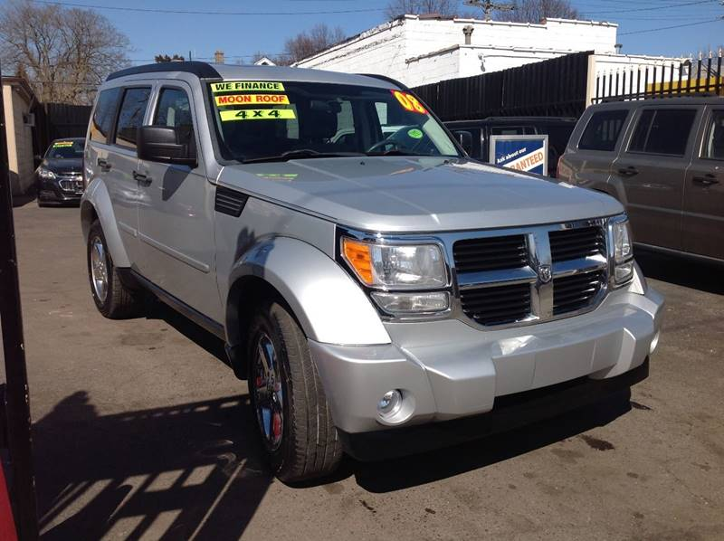 2008 Dodge Nitro car for sale in Detroit