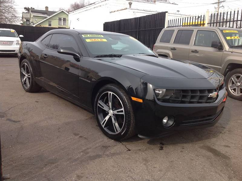 2010 Chevrolet Camaro car for sale in Detroit