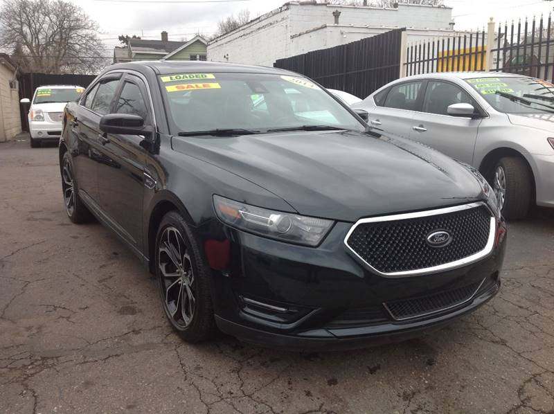 2014 Ford Taurus car for sale in Detroit