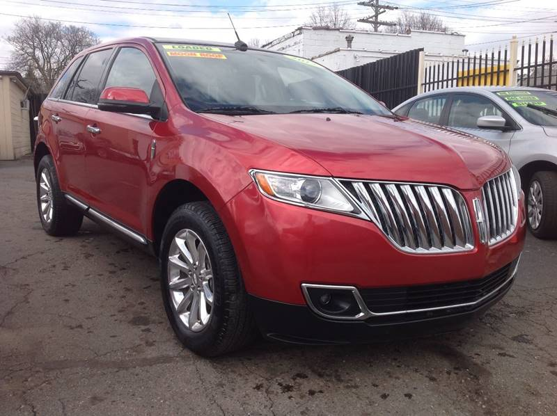 2012 Lincoln Mkx car for sale in Detroit