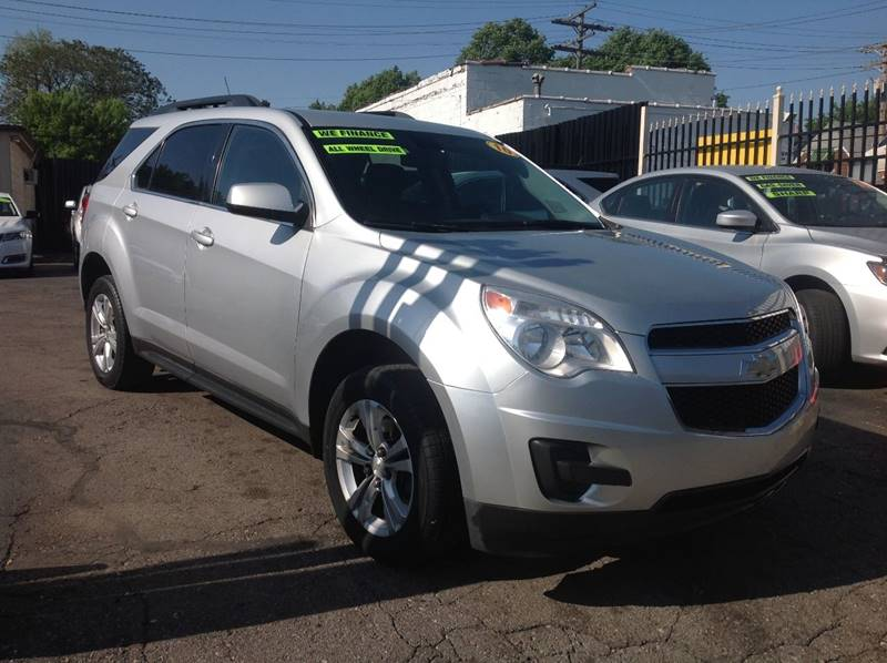2010 Chevrolet Equinox For Sale At Special Way Auto In Hamtramck MI