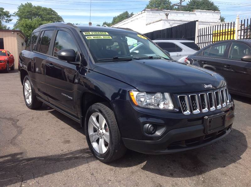 2011 Jeep Compass car for sale in Detroit