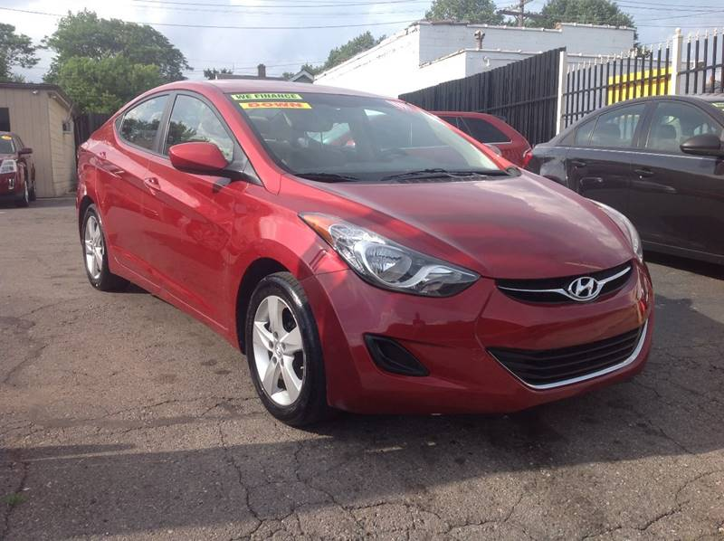 2011 Hyundai Elantra car for sale in Detroit