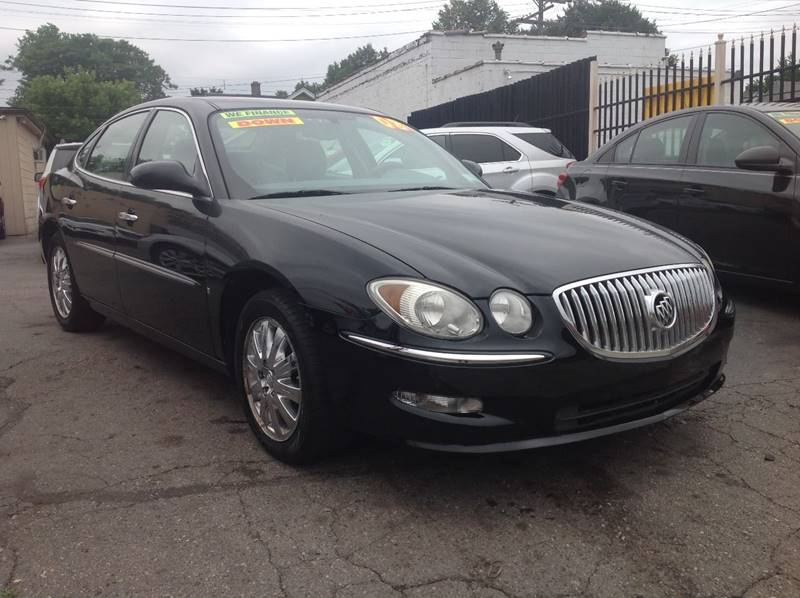 2008 Buick Lacrosse car for sale in Detroit