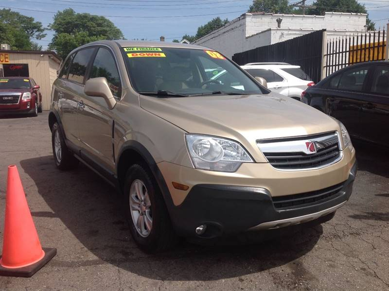 2008 Saturn Vue car for sale in Detroit