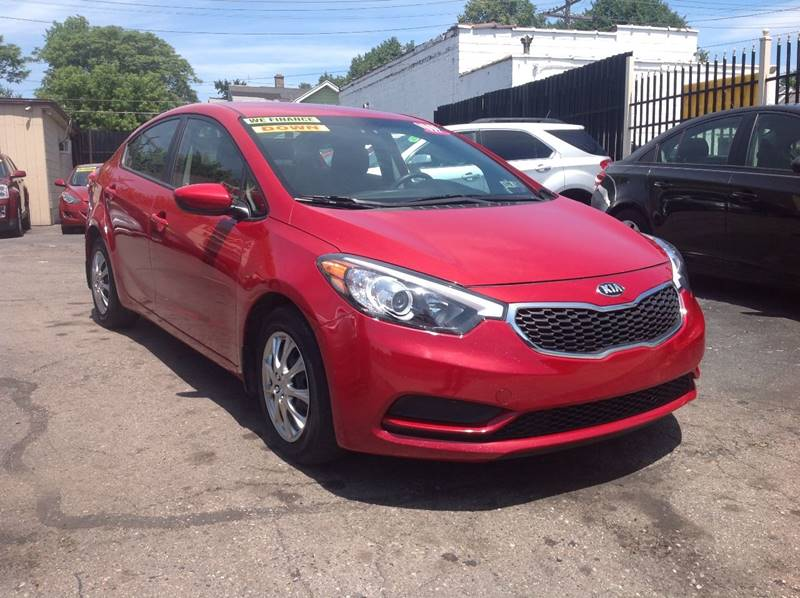 2014 Kia Forte For Sale At Special Way Auto In Hamtramck MI