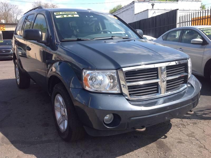2009 Dodge Durango car for sale in Detroit