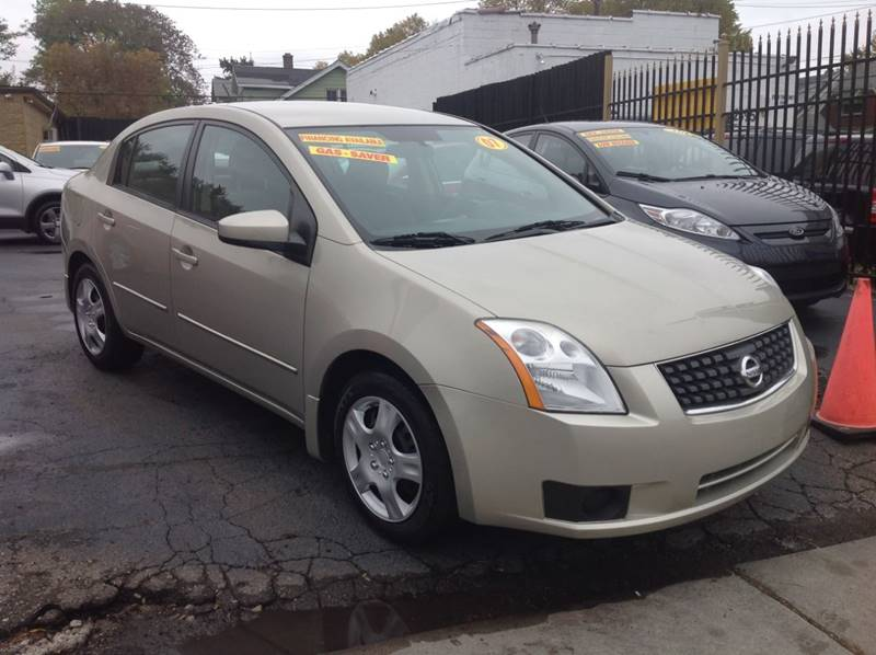 2007 Nissan Sentra car for sale in Detroit