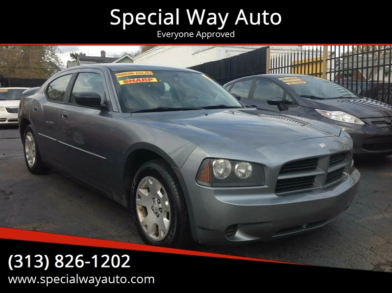 2007 Dodge Charger car for sale in Detroit
