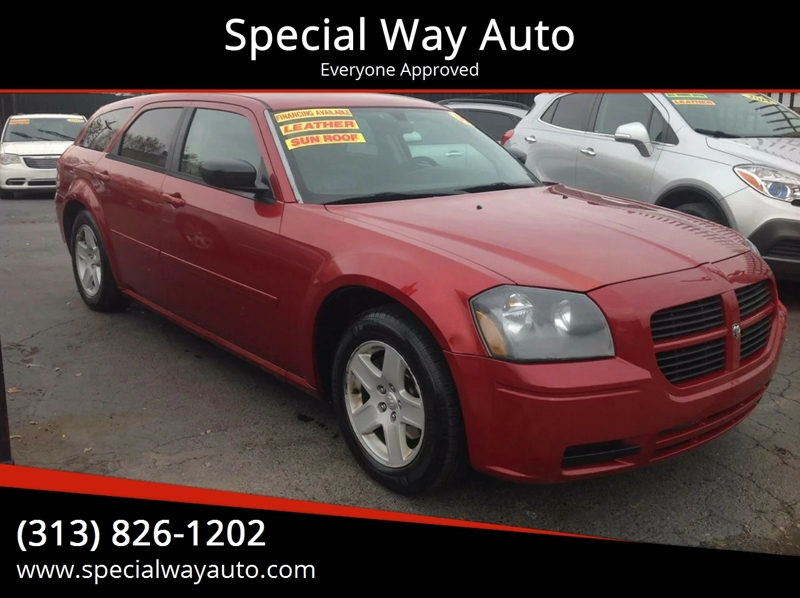 2005 Dodge Magnum car for sale in Detroit