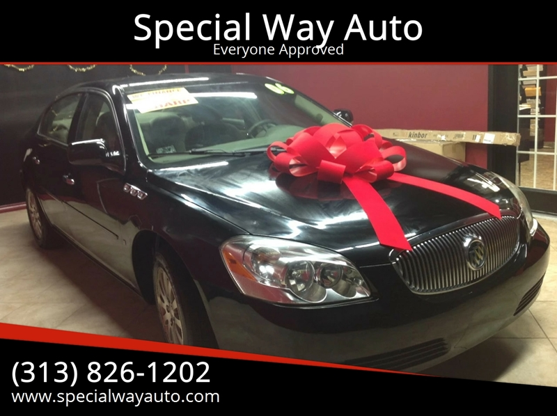 2006 Buick Lucerne car for sale in Detroit