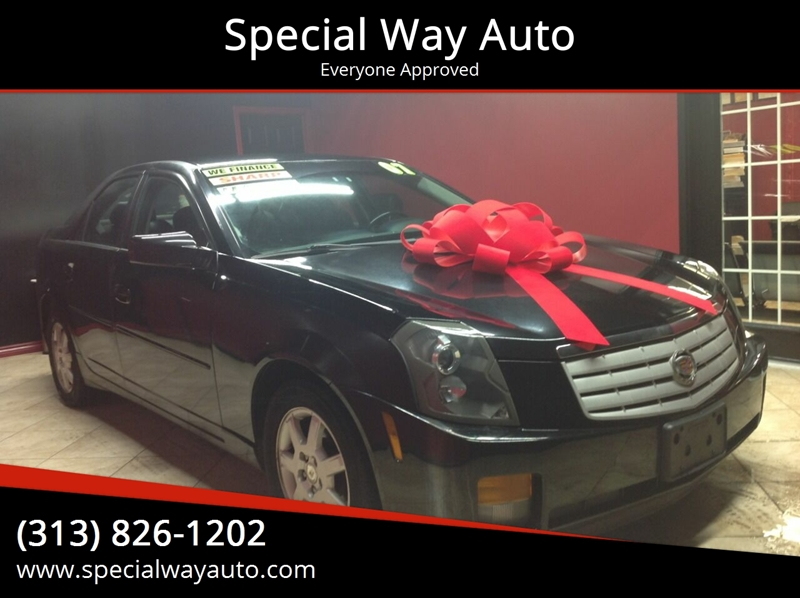 2007 Cadillac Cts car for sale in Detroit