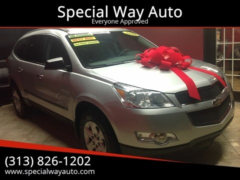 2010 Chevrolet Traverse for sale in Hamtramck, MI