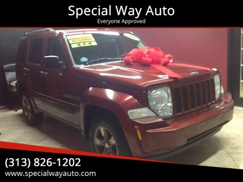 2008 Jeep Liberty for sale in Hamtramck, MI