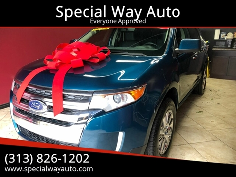 2011 Ford Edge for sale in Hamtramck, MI