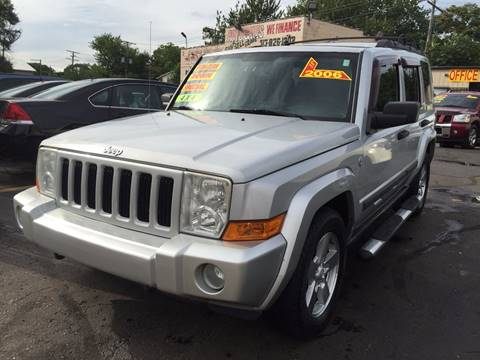 2006 Jeep Commander for sale in Hamtramck, MI