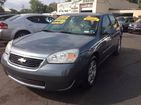 2006 Chevrolet Malibu for sale in Hamtramck, MI