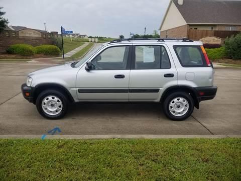 1997 Honda CR-V for sale in Weatherford, TX