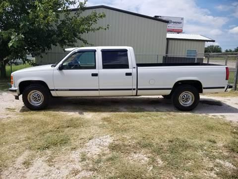 1998 GMC Sierra 3500 for sale in Granbury, TX