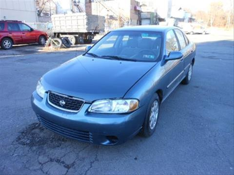 2002 Nissan Sentra for sale in Scranton, PA