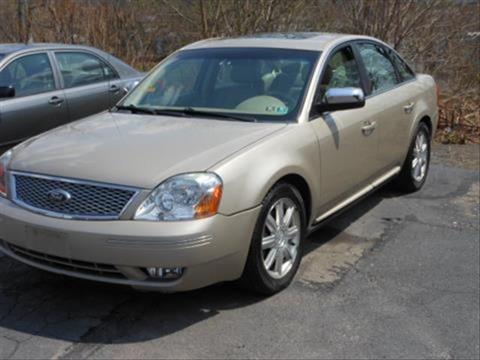 2006 Ford Five Hundred for sale in Scranton, PA