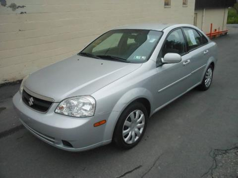 2007 Suzuki Forenza for sale in Scranton, PA