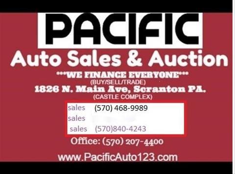 2006 Isuzu Ascender for sale in Scranton, PA