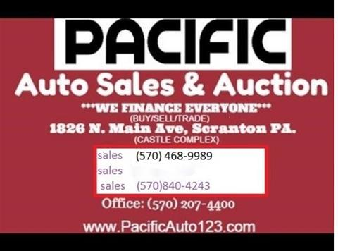 2006 Isuzu Ascender for sale in Scranton, PA