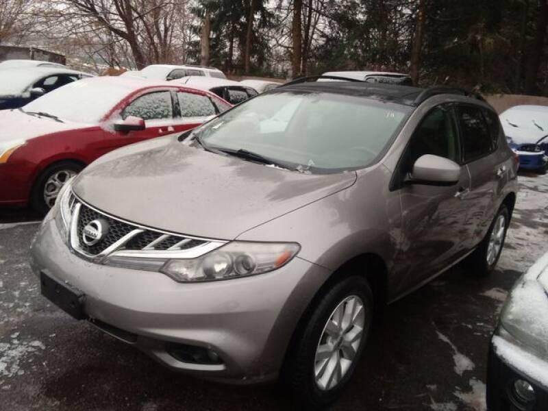 2012 Nissan Murano (image 6)