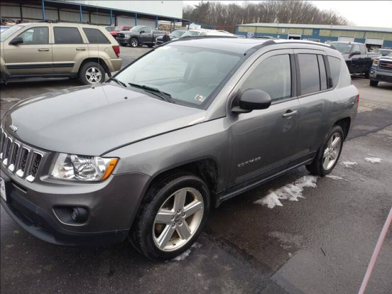 2012 Jeep Compass Limited (image 8)