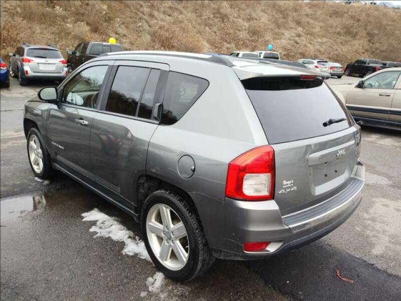 2012 Jeep Compass Limited (image 7)