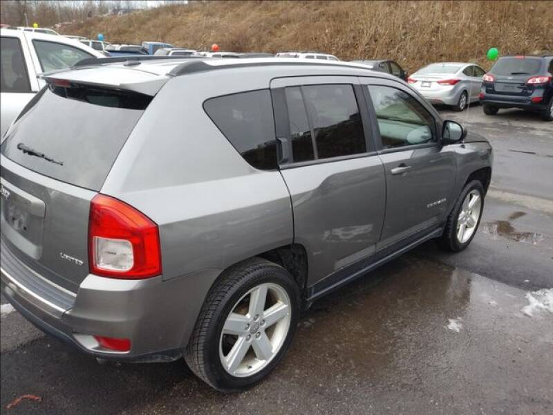 2012 Jeep Compass Limited (image 5)