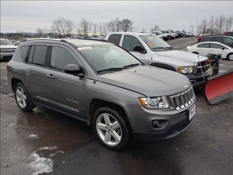 2012 Jeep Compass Limited for sale at CASTLE AUTO AUCTION INC. in Scranton PA