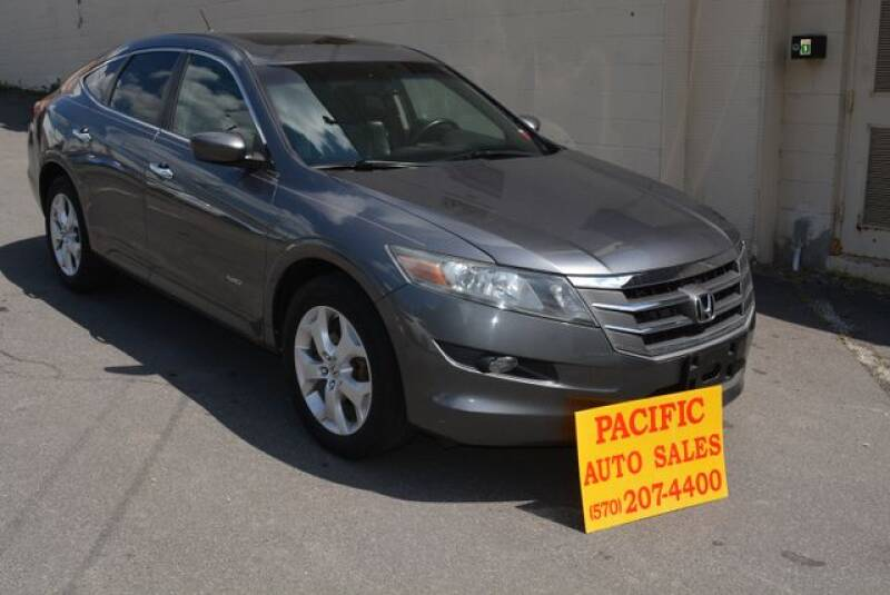 2011 Honda Accord Crosstour for sale at CASTLE AUTO AUCTION INC. in Scranton PA
