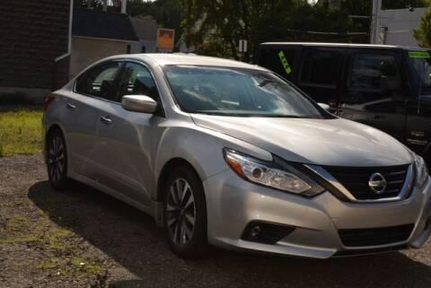 2017 Nissan Altima for sale at CASTLE AUTO AUCTION INC. in Scranton PA