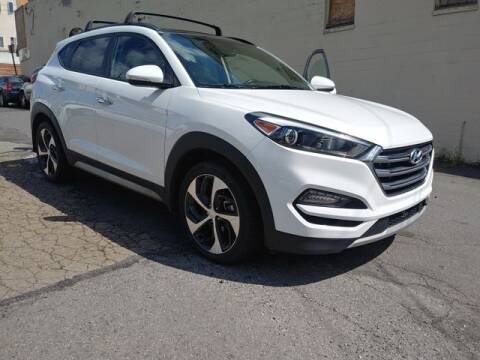 2017 Hyundai Tucson for sale at CASTLE AUTO AUCTION INC. in Scranton PA