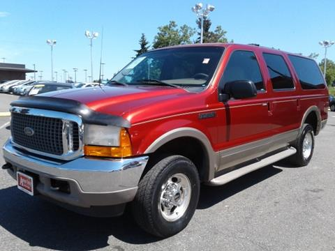 2001 Ford Excursion for sale in Burien WA