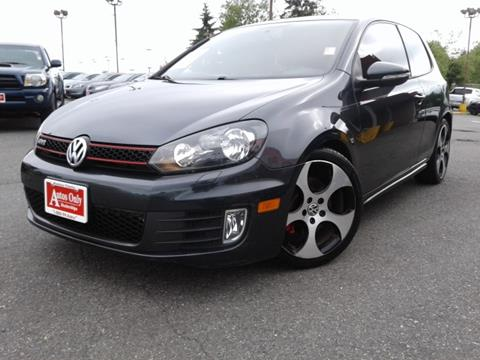 2012 Volkswagen GTI for sale in Burien, WA