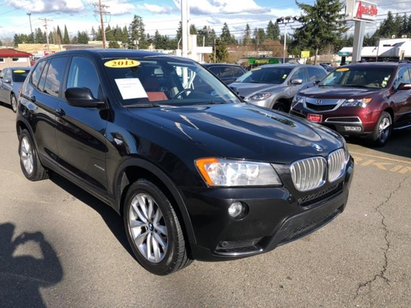 2013 Bmw X3 AWD XDrive28i 4dr SUV In Burien WA