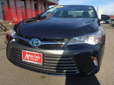 2016 Toyota Camry Hybrid for sale in Burien, WA