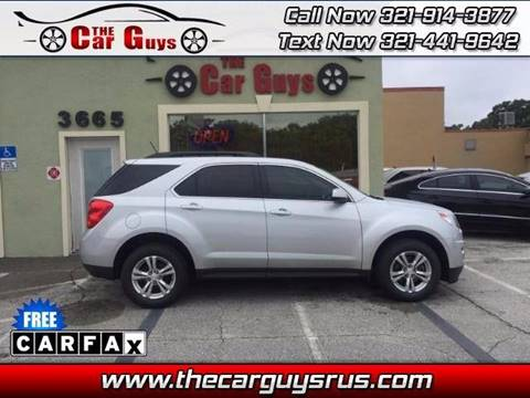 2014 Chevrolet Equinox for sale in Melbourne, FL