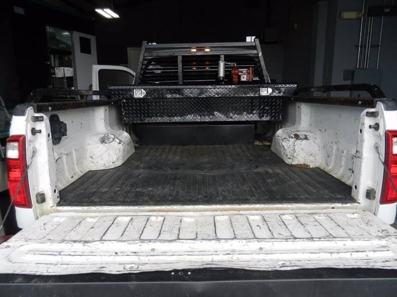 2012 Ford F-350 Super Duty 4x4 XLT 4dr Crew Cab 8 ft. LB SRW Pickup - Boerne TX