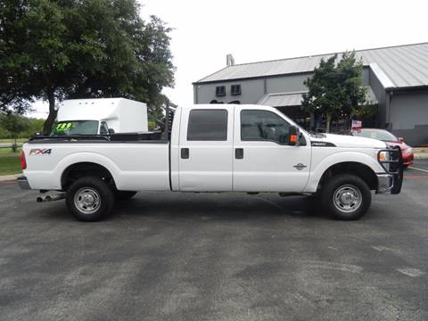 2012 Ford F-350 Super Duty for sale in Boerne, TX