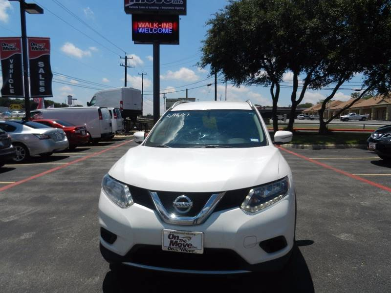 2014 Nissan Rogue AWD SV 4dr Crossover - Boerne TX
