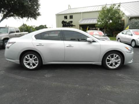 2012 Nissan Maxima for sale in Boerne, TX