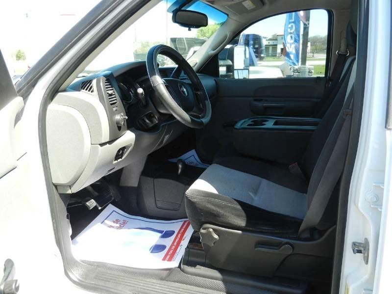 2008 Chevrolet Silverado 2500HD 4WD LT1 4dr Crew Cab LB - Boerne TX