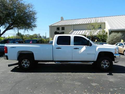 2008 Chevrolet Silverado 2500HD for sale in Boerne, TX