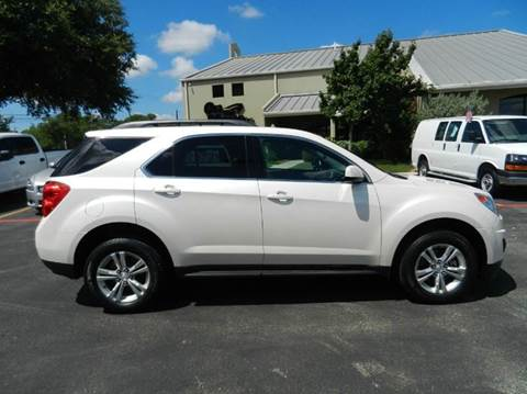 2013 Chevrolet Equinox for sale in Boerne, TX