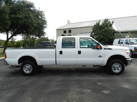 2014 Ford F-250 Super Duty for sale in Boerne, TX